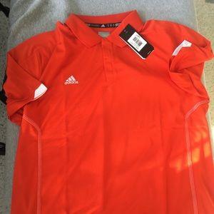 Adidas Polo Orange